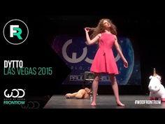 Megan Batoon   FRONTROW   World of Dance San Diego 2015   #WODSD15 - YouTube