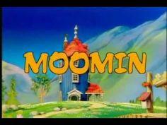 Moomin Cartoon Kids Intro
