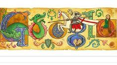 San Jorge solo vence al dragón de Google en el Reino Unido