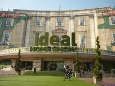 Ideal Home Show Earls Court