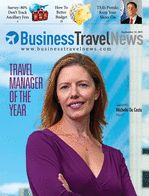 The September 12, 2011 BTN Travel Manager Of The Year Issue