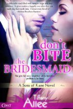 """Read """"Don't Bite the Bridesmaid"""" by Tiffany Allee available from Rakuten Kobo. In Don't Bite the Bridesmaid by Tiffany Allee, Alice Shepard needs one thing: a date for her sister's wedding. Book Series, Book 1, This Book, Paranormal Romance, Romance Novels, Books New Releases, Book Review Blogs, Sister Wedding, Book Nooks"""