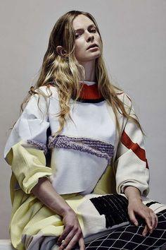 BA15 Editorial Shoot - London College of Fashion - UAL