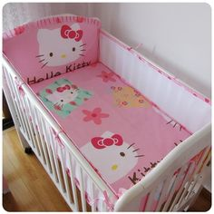 (36.90$)  Buy here - http://aif0q.worlditems.win/all/product.php?id=32788829054 - Promotion! 5PCS Mesh Mesh breathable Crib bedding set bumper bed sheet Cot bedding set,include(4bumpers+sheet)