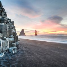 Reynisfjara #Iceland