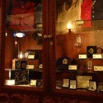 Merchandise Cabinet at Club 33.   #Disneyland #Club33