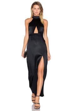 NBD x REVOLVE Zendaya Dress в цвете Черный   REVOLVE