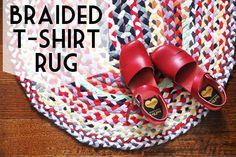 In addition to donating old T-Shirts and using them as cleaning rags, you can #upcycle them into plenty of new things including #jewelry, #accessories and even grocery bags.