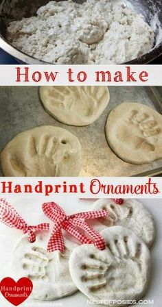 Super Fun Kids Crafts : Homemade Christmas Ornaments For Kids To Make by cornelia