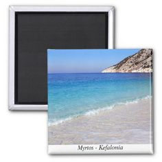 Myrtos – Kefalonia Fridge Magnet