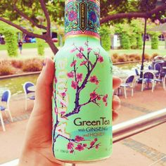 Arizona green tea ♡