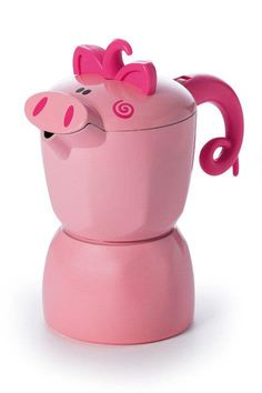 Pig oink oink, Tea for one. This Little Piggy, Little Pigs, Pig Kitchen, Kitchen Ideas, Tout Rose, Piggly Wiggly, Pig Pen, Cute Piggies, Flying Pig