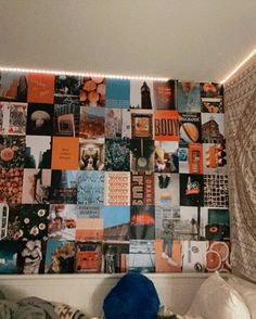 Cute Room Ideas, Cute Room Decor, Teen Room Decor, Wall Ideas, Bedroom Photos, Room Ideas Bedroom, Bedroom Decor, Bedroom Wall Collage, Photo Wall Collage