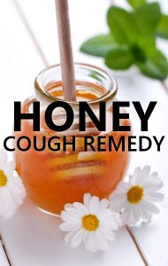 Raw honey works even better than store-bought cough syrup to calm a cough and cure a cold.