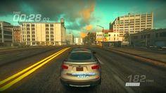 Ridge Racer Driftopia - gameplay 5 - Ridge Racer Driftopia is a Free to play (drift), Car Racing MMO Game