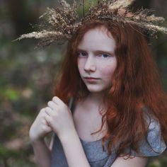 Грани красоты мира, или 12 месяцев из жизни рыжеволосой девушки глазами Lena Kap - Ярмарка Мастеров - ручная работа, handmade