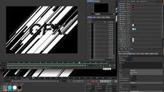 Cinema4d Tutorial - 2D Slice Text Reveal on Vimeo