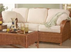 Rattan Sleeper Sofa - Siesta Key The Siesta Key rattan sleeper sofa lets you sit or snooze in comfort. Rattan Sleeper Sofa: -Pick your favorite of 6 different finish. Twin Bed Couch, Loveseat Sleeper Sofa, Queen Sofa Sleeper, Rattan Sofa, Cushions On Sofa, Sofa Chair, Sofa Set, Outdoor Wicker Furniture, Sofa Furniture