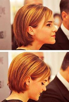 nice 10 cute simple hairstyles for Short Hair //  #Cute #Hair #Hairstyles #Short #Simple