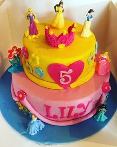 My niece's birthday cake