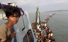 Segundo a Organização Internacional para as Migrações, no acidente morreram 13 pessoas, incluindo oito crianças.