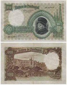 1.000 escudos I, 1939