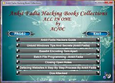 windows hacking 2.0 by ankit fadia pdf free download