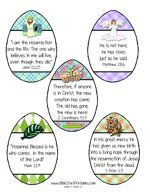 Easter Bible Verse Cards for Kids - Bible Story Printables bible versus Easter Poems, Easter Scriptures, Easter Bible Verses, Easter Prayers, Easter Messages, Bible Verses For Kids, Bible Stories For Kids, Easter Quotes, Verses For Cards