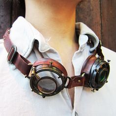 Forêt : Steampunk Goggles Version1 スチームパンク ゴーグル | Sumally (サマリー)