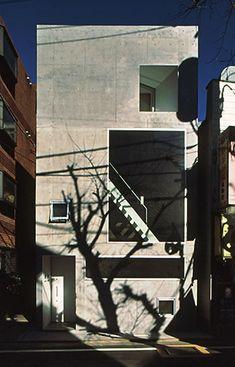 笹塚の小さな家 | 駒田建築設計事務所 - KOMADA ARCHITECTS OFFICE