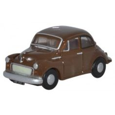 Now available to order !! Morris Minor Saloon - Peat Brown