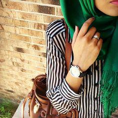 Beautiful hijab trends 2016 – Just Trendy Girls