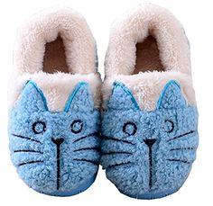 MiYang Women's Cute Cat Warm House Slippers Booties MiYan... https://www.amazon.com/dp/B01MG7KMPN/ref=cm_sw_r_pi_dp_x_Ew3Ayb5F30MSW