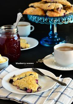Homemade Blueberry C