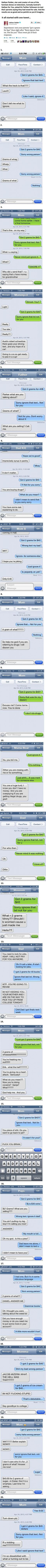 Kids Send Fake Texts To Parents... Their Responses Hilarious!