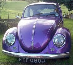 Punch buggy purple- Me wants it, me wants it!!!