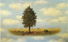 Territoire - (Rene Magritte)