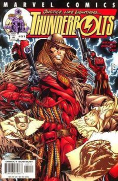 Thunderbolts Vol 1 51