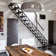 exterior metal stairs residential - Google Search