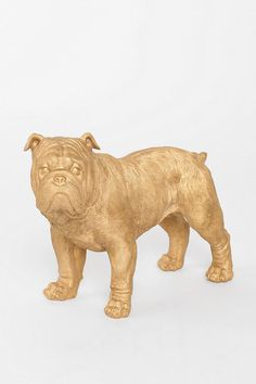 Bulldog Decorative Figure Online Only