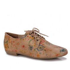 Sapato Oxford Bottero 191301  - Estampado