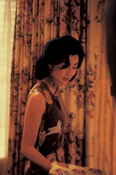 Maggie Cheung for In the Mood for Love
