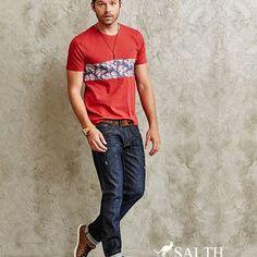 Sem muita ideia do que vai usar neste final de semana? Saca só essas opções de looks utilizando T-shirt, polo e camisa social meia manga. SALTH combina com qualquer estilo! Confira mais em nosso site.    www.salth.com.br  #salth #fashion #men #lifestyle #fds #moda #summer #primaveraverao16