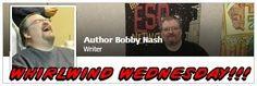 www.bobbynash.com: My Whirlwind Wednesday! http://bobby-nash-news.blogspot.com/2014/03/my-whirlwind-wednesday.html?spref=tw