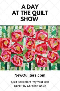 Day at the Quilt Show: PIQF 2017 Quilters, feast your eyes on a gallery of stunning quilts from the 2017 Pacific International Quilt Festival.Quilters, feast your eyes on a gallery of stunning quilts from the 2017 Pacific International Quilt Festival. Rag Quilt, Scrappy Quilts, Crazy Quilt Blocks, Crazy Quilting, Quilting 101, Quilting Templates, Crazy Patchwork, Quilting Ideas, Scrap Quilt Patterns