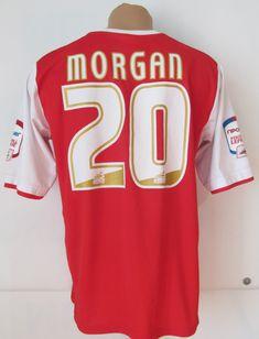 40727894b35 Rotherham United 2012/2013/2014 Craig Morgan #20 football shirt by Puma  Championship