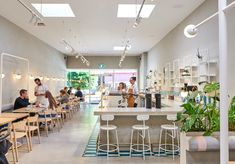 19 Moves into Ascot Vale Ascot Vale, News Cafe, Store Image, Anzac Day, Architecture Photo, Melbourne, Cafe Interiors, Restaurant Interiors, Table Decorations