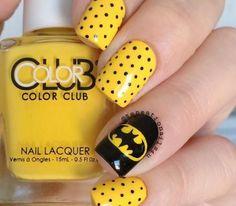 24 Yellow Nails 600x525