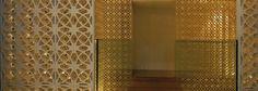 Terracotta solar shading - F4 RIMINI - Ceipo ceramiche