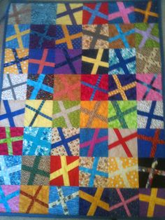 Selvage Blog: Sarah's Quilt